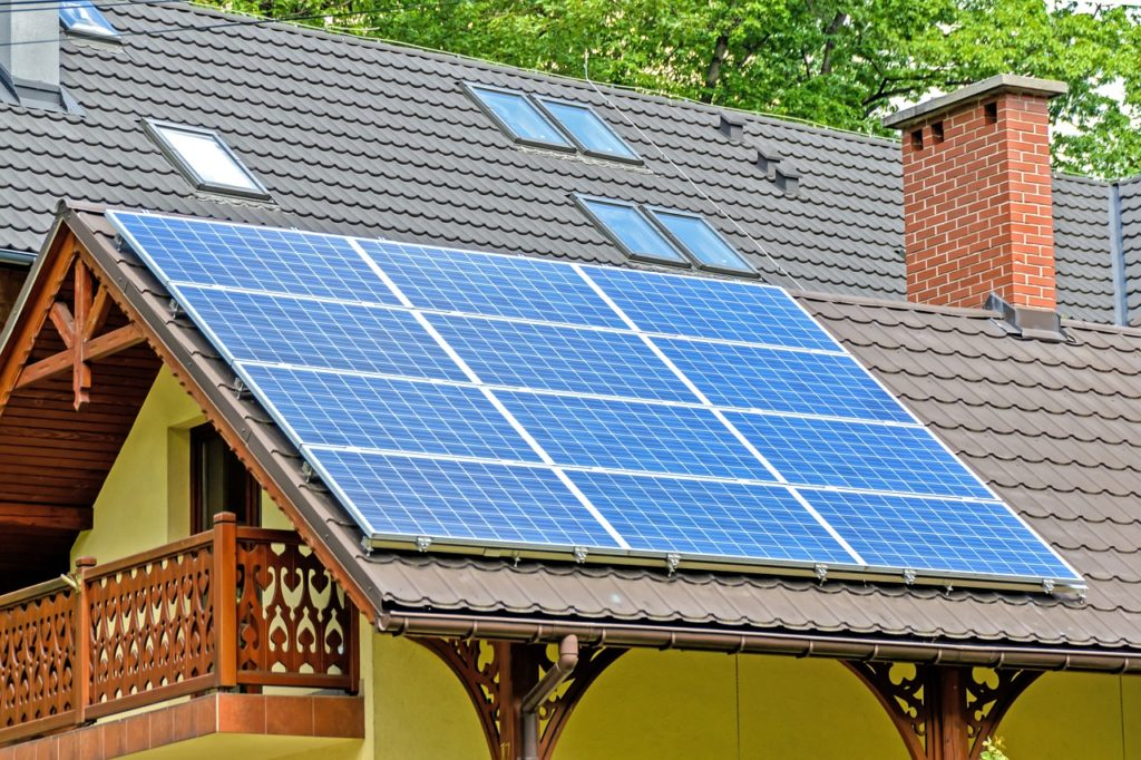 Solar friendly Roofing